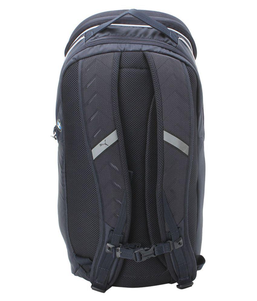 045902bad666 Puma Navy Blue BMW MS Speed Laptop Backpack - Buy Puma Navy Blue BMW ...