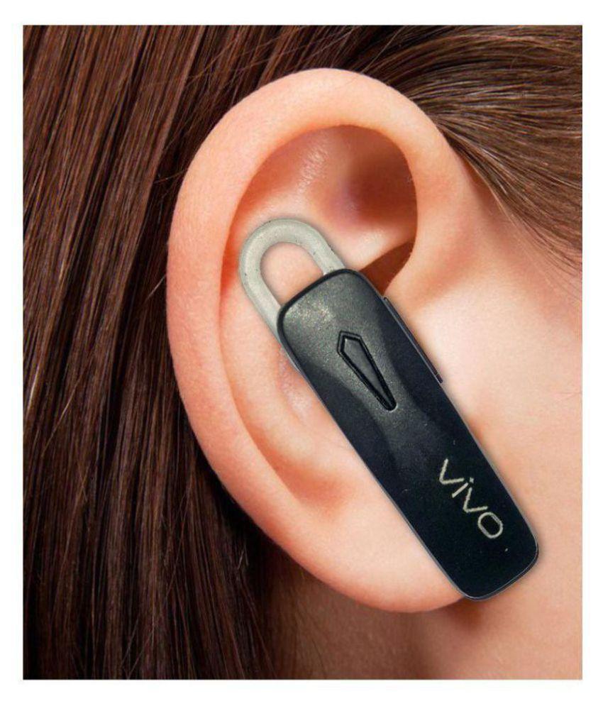 Vivo Vivoy53 Bluetooth Headset - Black