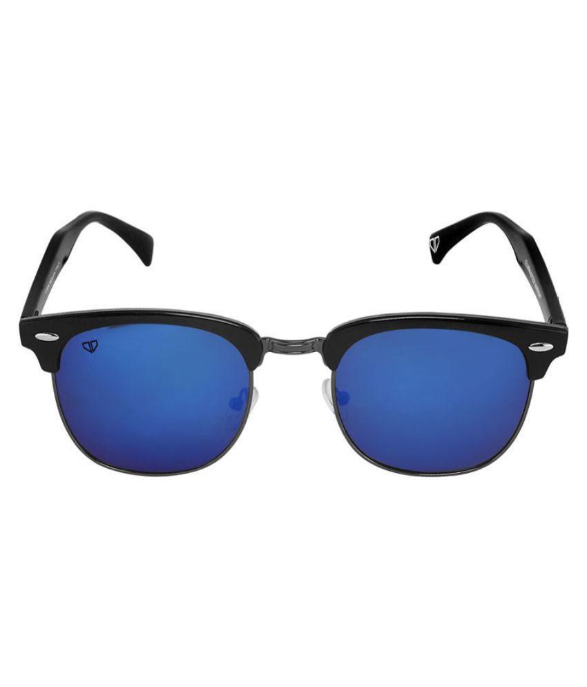 Walrus - Blue Erika Sunglasses ( WS-MCHL-030202 )