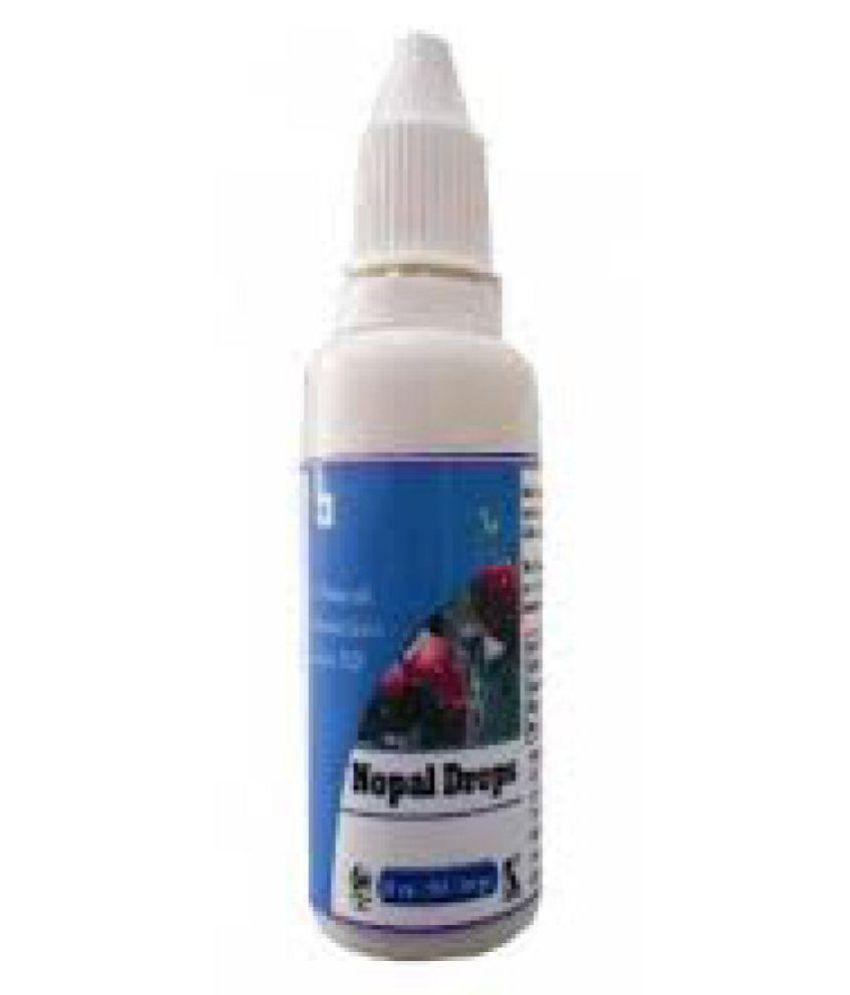 Hawaiian Herbals Nopal Drops -  {BUY ANY HAWAIIAN HERBAL SUPPLEMENT GET THE SAME 60ML DROPS + DETOX FOOT PAD + 100 GM CHAMAN KISMIS (RAISIN) FREE} 30 ml Minerals Syrup