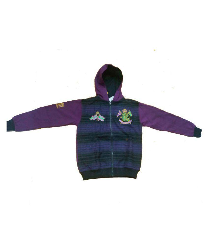 Vastra Vinod Kids Sweatshirt For Girls