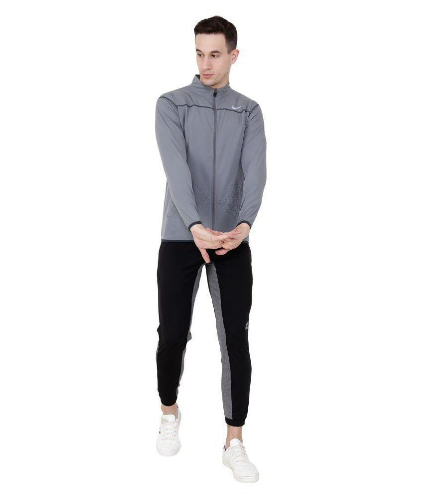 f631c09d6b054 Nike Grey Casual Jacket - Buy Nike Grey Casual Jacket Online at Best Prices  in India on Snapdeal
