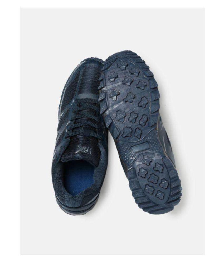 HRX Navy Running Shoes - Buy HRX Navy Running Shoes Online