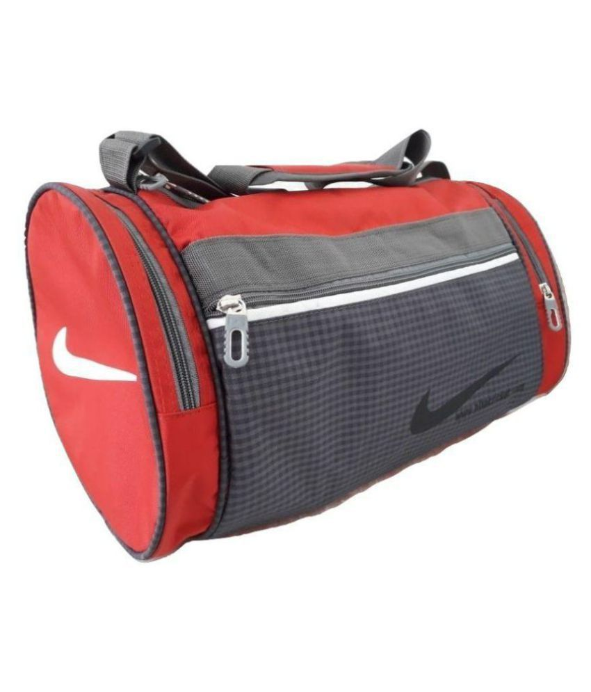 86e88faa49f0 Nike Medium Canvas Gym Bag - Buy Nike Medium Canvas Gym Bag Online at Low  Price - Snapdeal