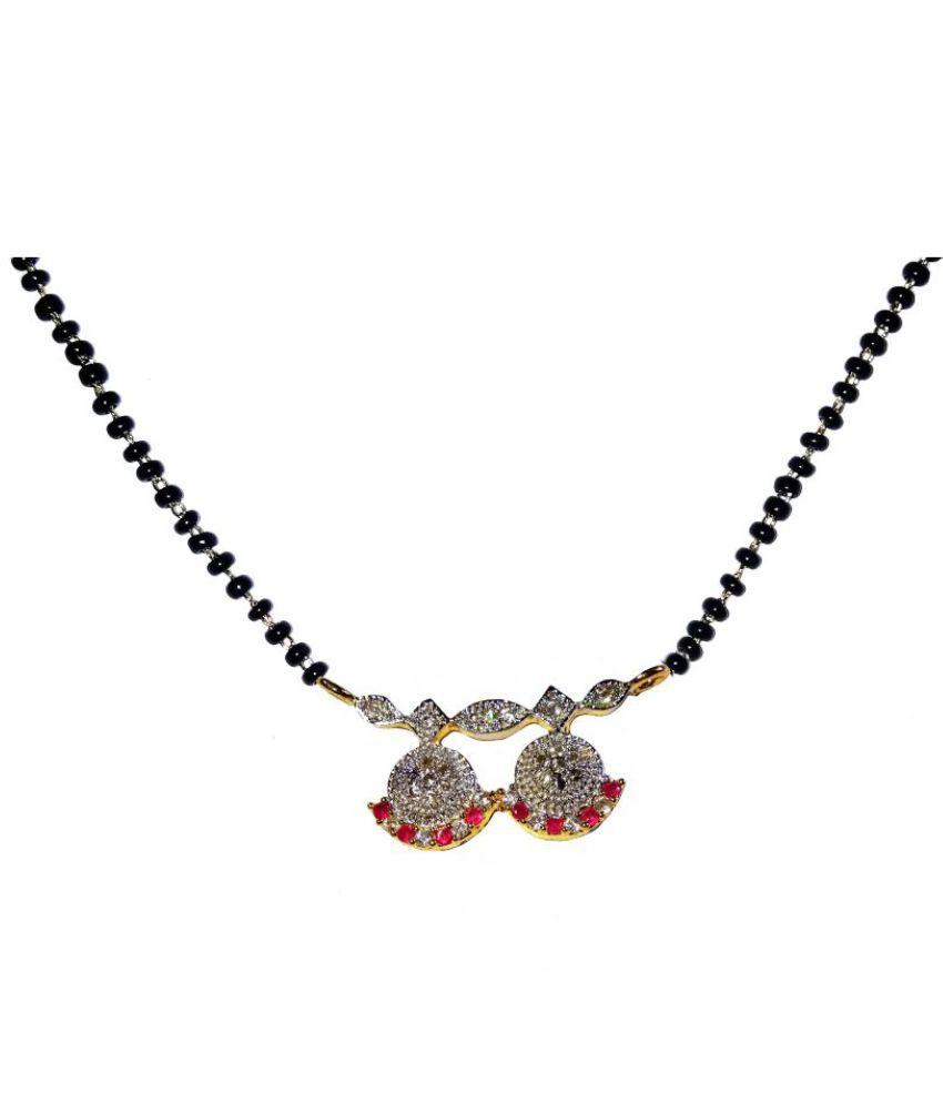 Fashionable  mangalsutra for women by shrungarika
