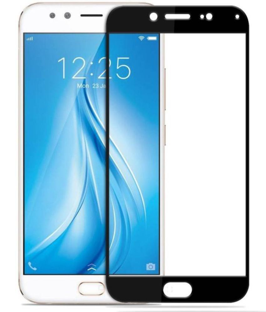 Vivo Y69 Matte Screen Guard By Tempered Glasses Royal Protective Glass, Bubble Free Installation