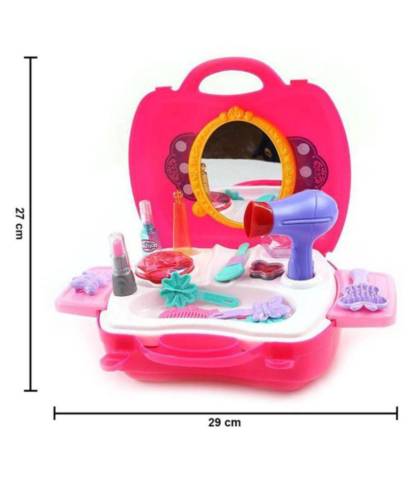 apx toys make up set for children girls pretend play makeup kit