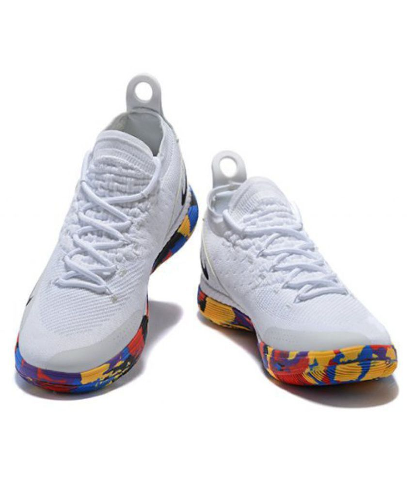 "sports shoes 5efa8 de1d1 ... Nike Zoom KD 11 ""EP"" LTD 2018 White Basketball Shoes ..."