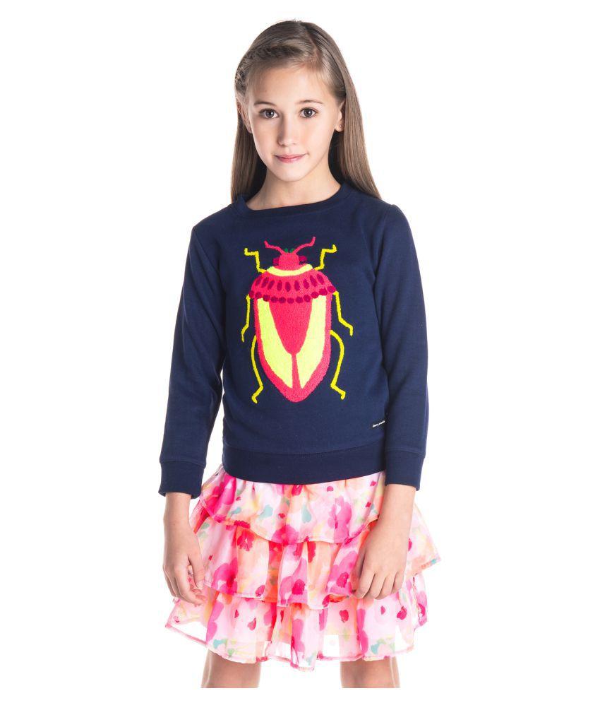 Cherry Crumble Bug Sweatshirt
