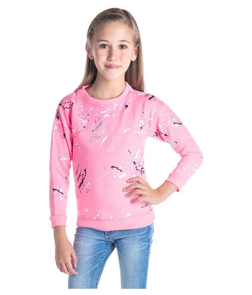 Cherry Crumble Paintball Sweatshirt