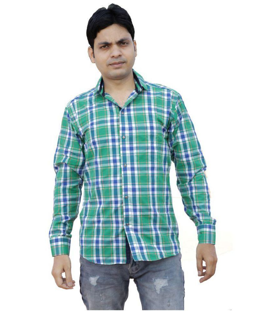 Forever99 Cotton Blend Shirt