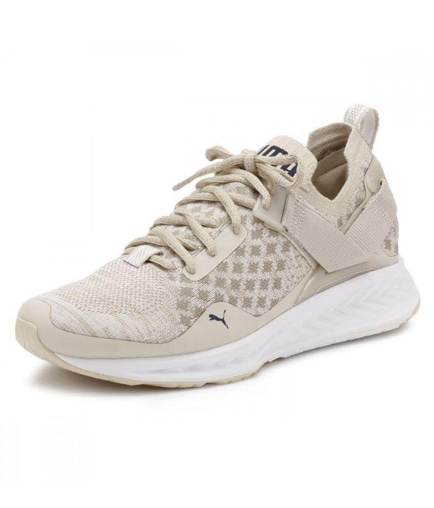 9f82b0609d6cee Puma Cream Training Shoes - Buy Puma Cream Training Shoes Online at Best  Prices in India on Snapdeal