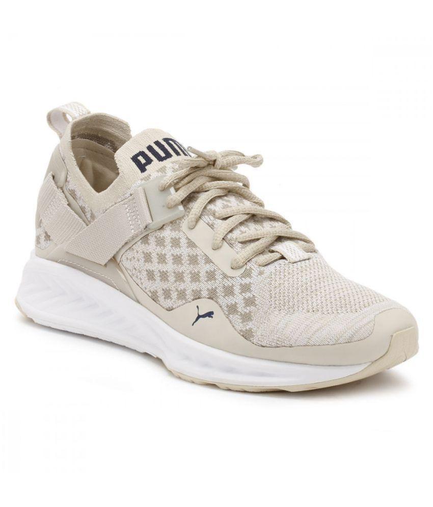 1da7dc3c51b636 Puma Cream Training Shoes - Buy Puma Cream Training Shoes Online at ...
