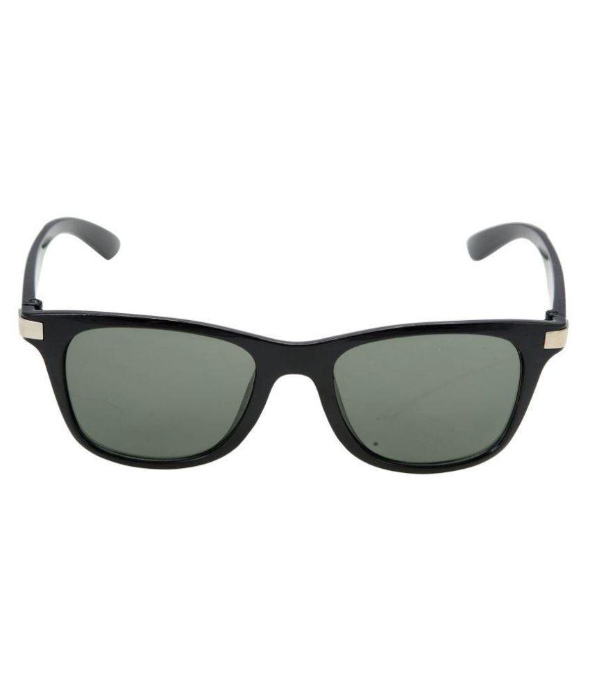 swara fashion Black Wayfarer Sunglasses ( SUN_12 )