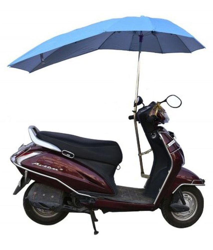 Folding Bike/Scooter Umbrella , Sunlight Protection, Windproof,  Waterproof.: Buy Folding Bike/Scooter Umbrella , Sunlight Protection,  Windproof, Waterproof. Online at Low Price in India on Snapdeal