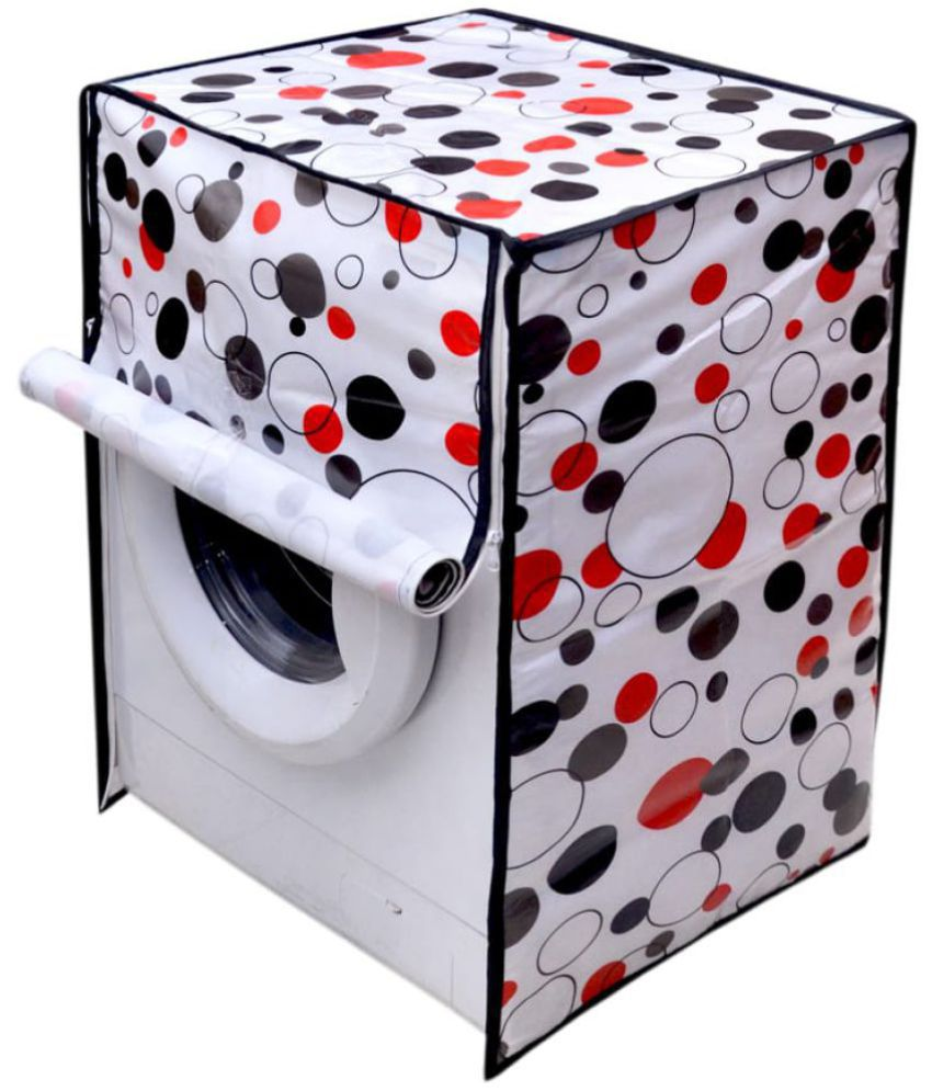 Kaizen Decor Single PVC Washing Machine Covers - Buy ...