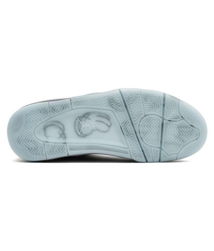 51db82206a8f4c Nike Air Jorden Kaws Gray Basketball Shoes - Buy Nike Air Jorden ...