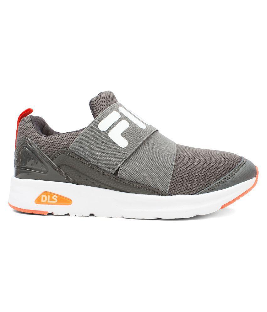 Fila Sneakers Gray Casual Shoes - Buy Fila Sneakers Gray Casual ... b7bf721f4fd9