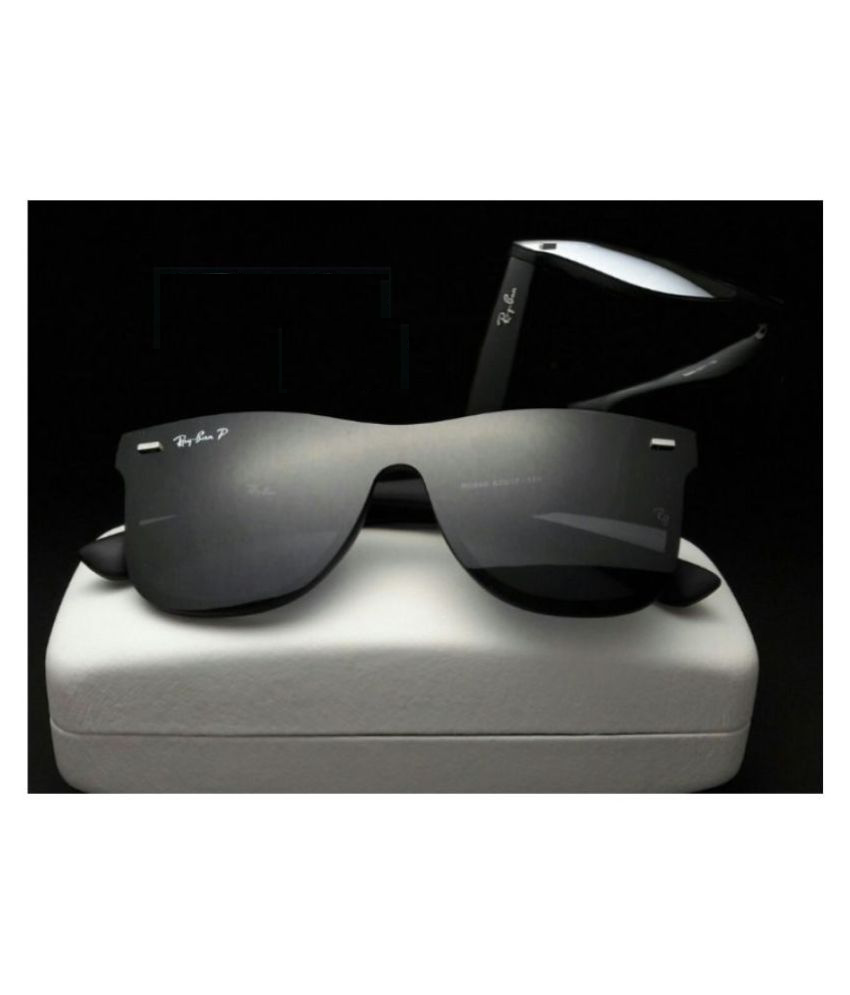 bb1315e169595 Fashion Black Wayfarer Sunglasses ( RB-681(Polarized) ) - Buy Fashion Black  Wayfarer Sunglasses ( RB-681(Polarized) ) Online at Low Price - Snapdeal