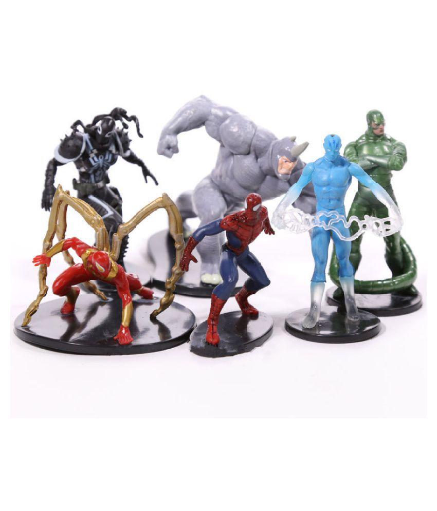 Venom Coin Bank Marvel Ultimate Spiderman Kids Money Change Coin Holder New