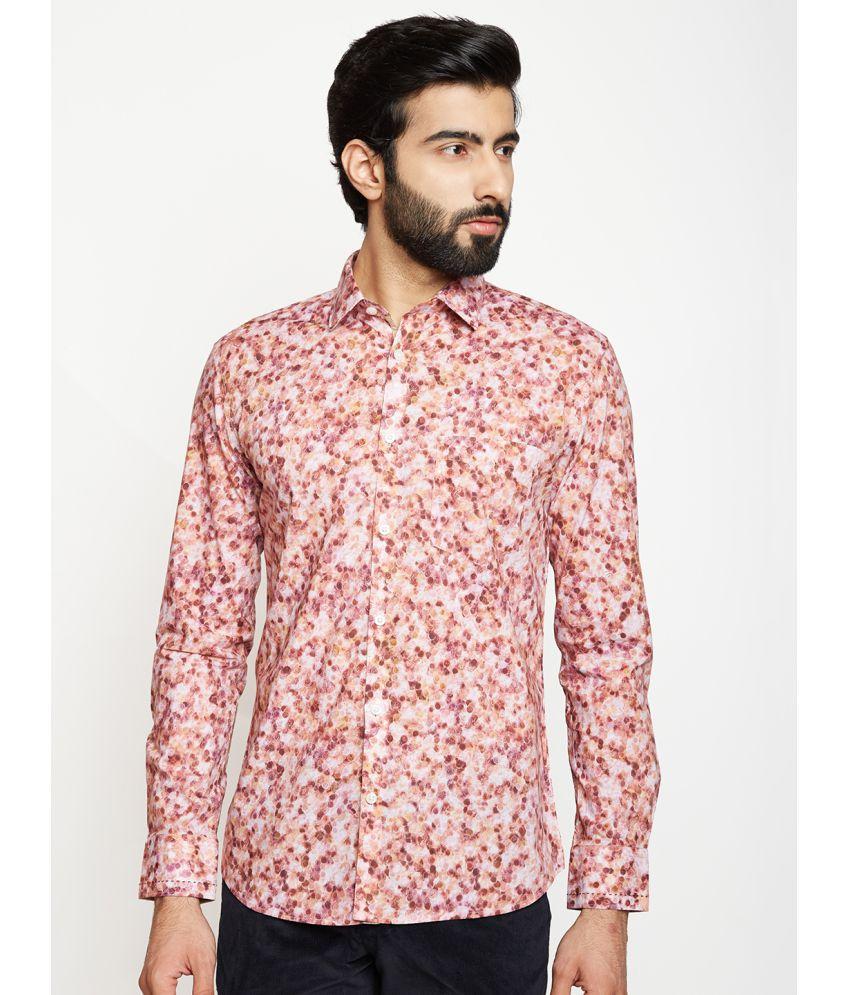 Crimsoune Club Cotton Blend Shirt