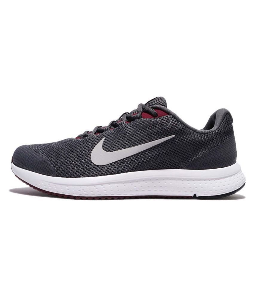 36a899cd7ca5 Nike Grey Running Shoes - Buy Nike Grey Running Shoes Online at Best ...