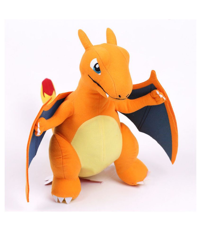 Pokemon GO Pokeball Charizard 35cms  Soft Toy Plush Stuffed Toys