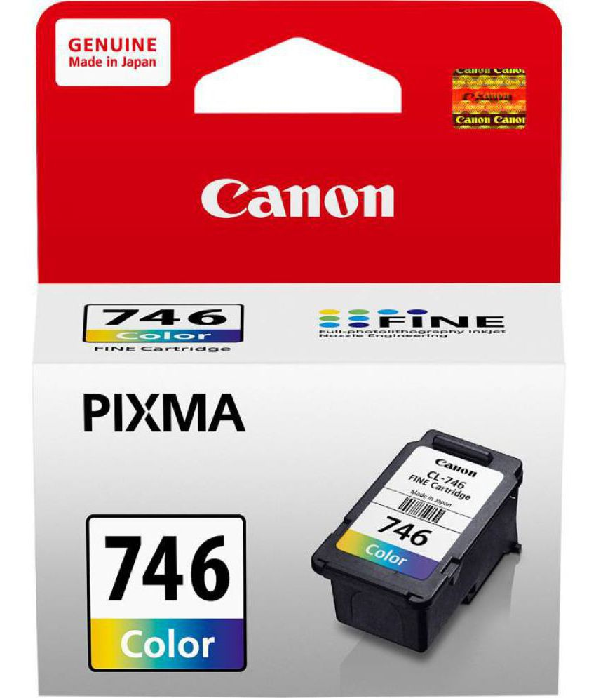 Canon CL 746 Tricolor Ink Catridge  Magenta, Cyan, Yellow