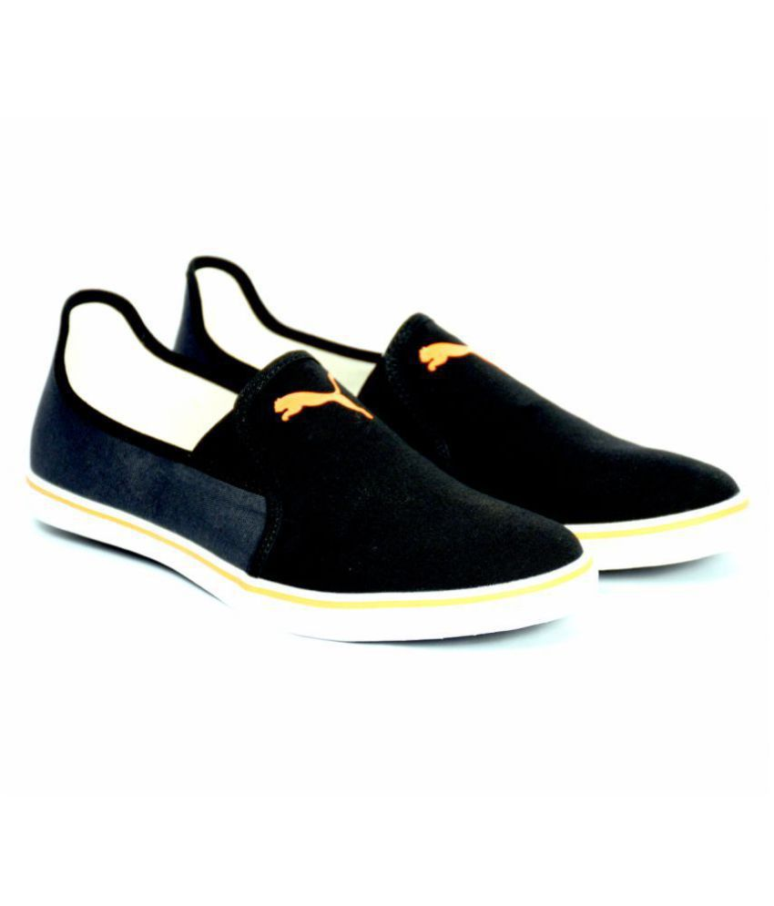 Puma Black Casual Shoes - Buy Puma Black Casual Shoes Online at Best Prices  in India on Snapdeal 9d88c9004e6