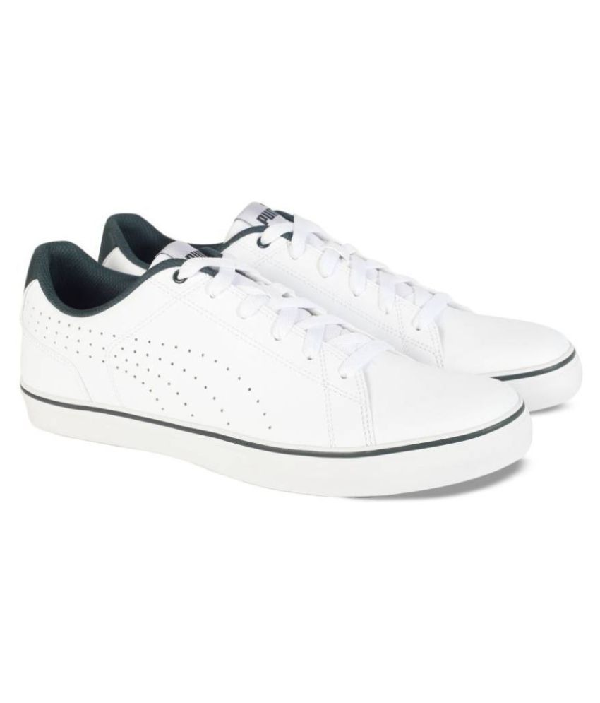 Puma Sneakers White Casual Shoes - Buy Puma Sneakers White Casual Shoes  Online at Best Prices in India on Snapdeal 6c6b82a9587