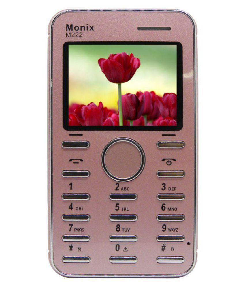 Monix Pink Monix M222 Pink 32 MB