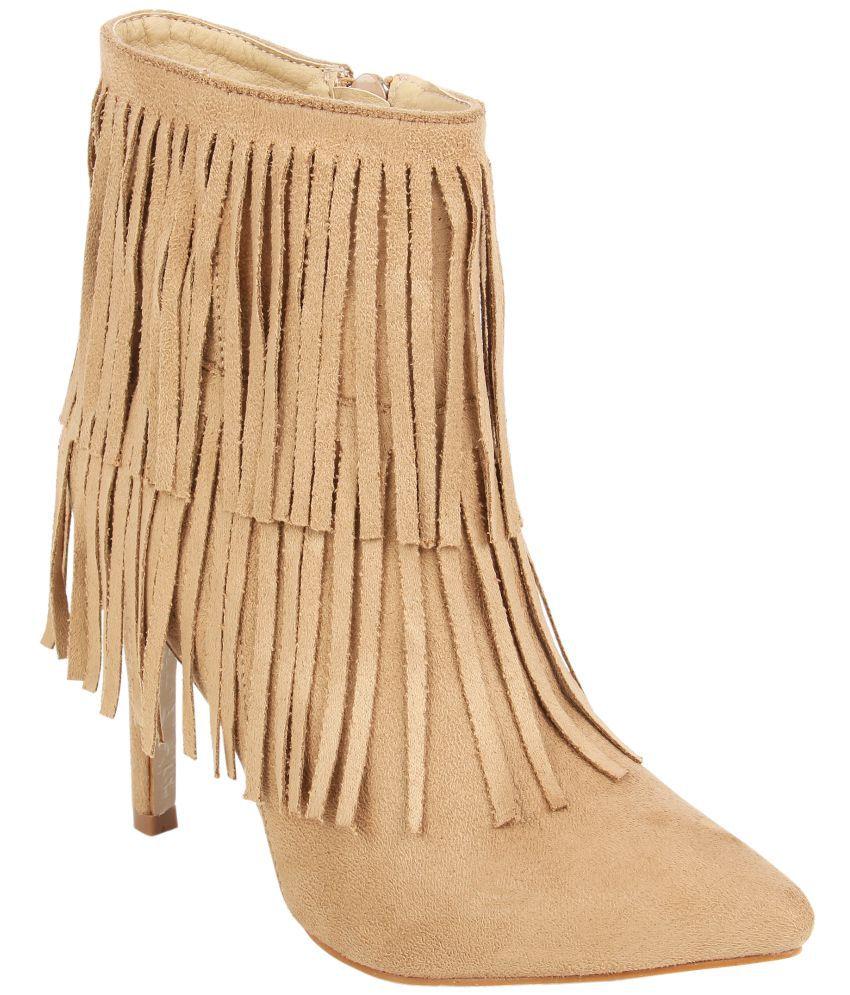 Catwalk Brown Stiletto Heels