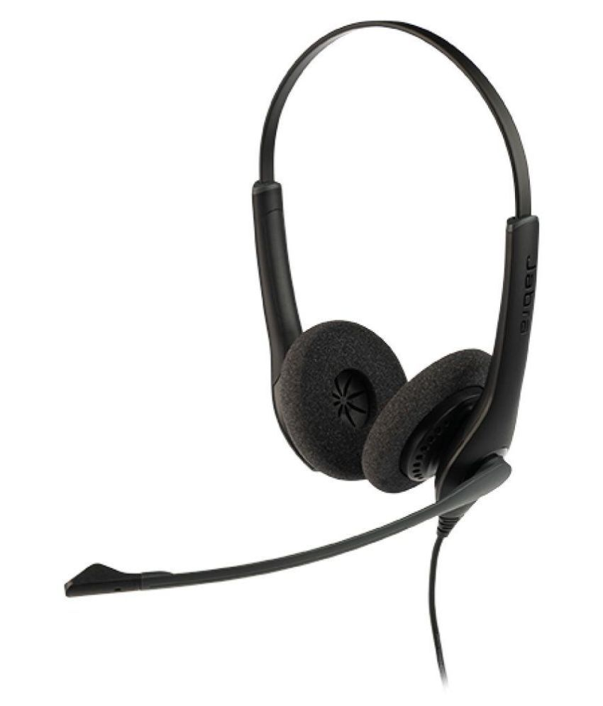 Jabra Jabra Biz 1100 Duo, QD, NC, APAC ( Wired )