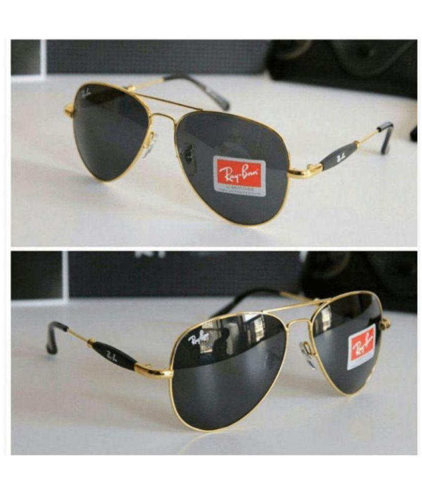 9610482d1e1c Ray Ban Avaitor Green Aviator Sunglasses ( ( 3517/58/14 ) ) - Buy ...