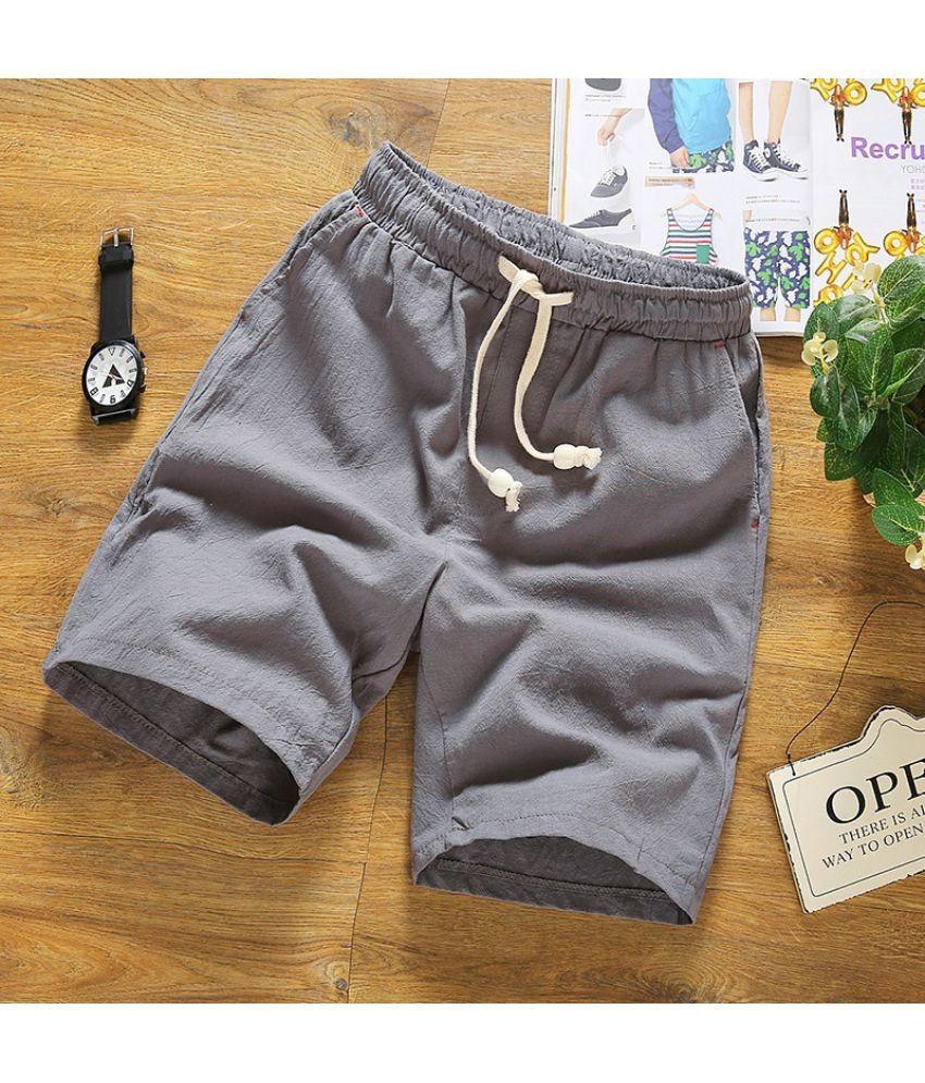Haorun Grey Shorts