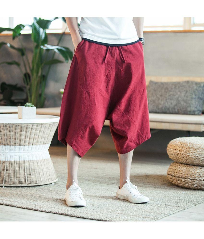 Haorun Red Shorts