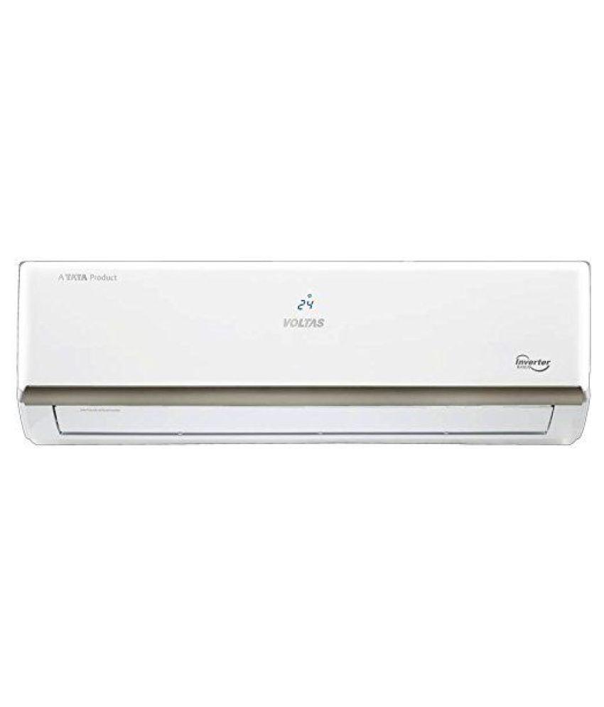 a69ba21e009 Voltas 0.75 Ton 3 Star 103V EZL Inverter Split Air Conditioner Price in  India - Buy Voltas 0.75 Ton 3 Star 103V EZL Inverter Split Air Conditioner  Online on ...