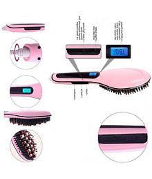 POWERNRI Hair Faster Straightener HQT-906-PINK Hair Straightener ( PINK )