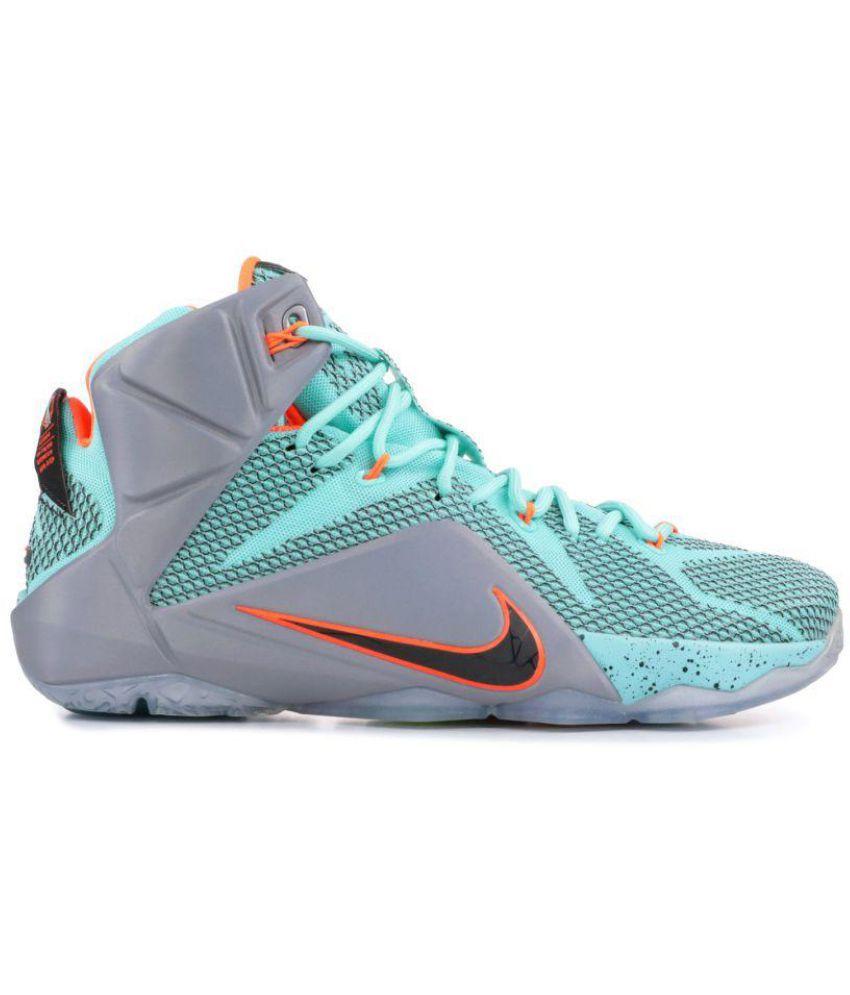 Buy Nike lebron james 12 Sneakers Green