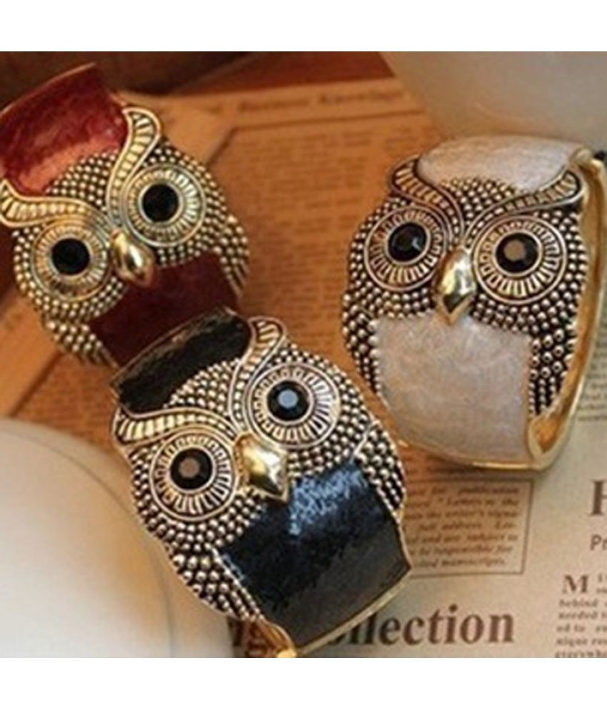 Version Of New Accessories Oil Rings Vintage Owl Bracelet Fashion Mixed With Personality Jewelry Accessories Buy Version Of New Accessories Oil Rings Vintage Owl Bracelet Fashion Mixed With Personality Jewelry Accessories Online