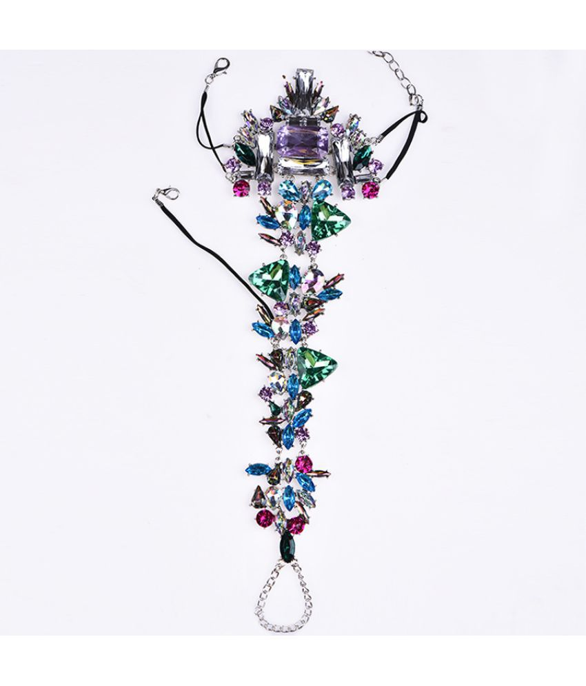 Alloy Set Auger Personality Popular D Leash Speed Tong Recommend Hot Style  Jewelry Sale