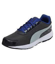 Quick View. Puma Gray Running Shoes