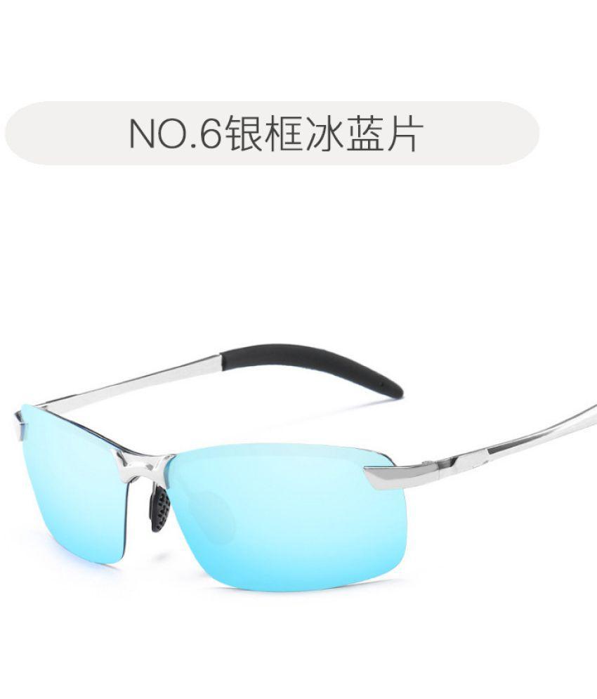 Destiny Multicolor Square Sunglasses ( 1Pc )
