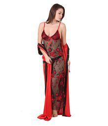 257bb77ffe DILJEET Nightwear  Buy DILJEET Nightwear Online at Best Prices on ...