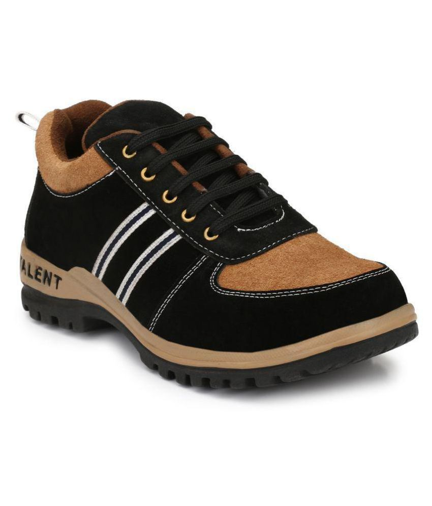 Kavacha Sporty Multi Color Safety Shoes