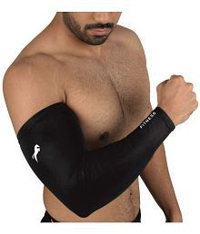 Rider Fingerless Arm Sleeve for All Sport Related Activities Arm Pain Relieve Support for Boys and Girls