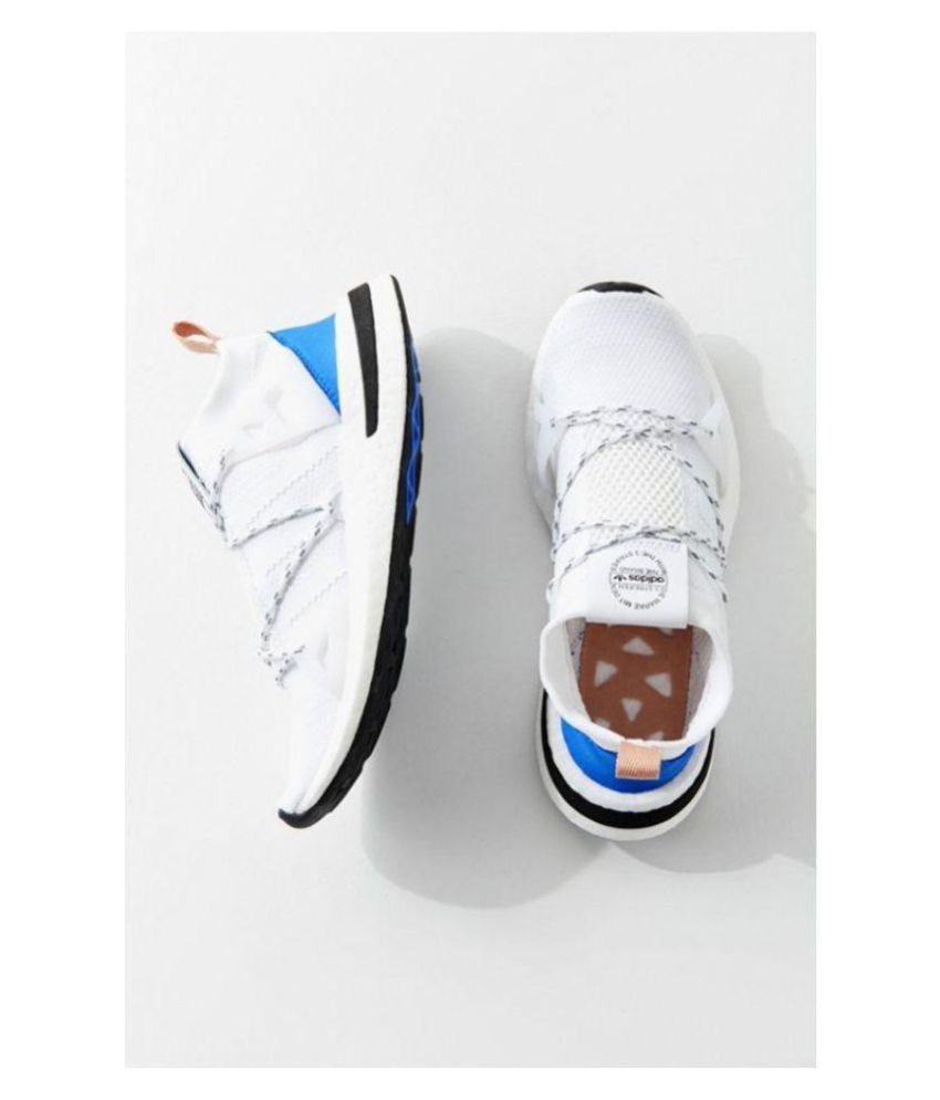 c946ba9da41ab5 Adidas Originals White Arkyn Womens Running Shoes Adidas Originals White Arkyn  Womens Running Shoes ...