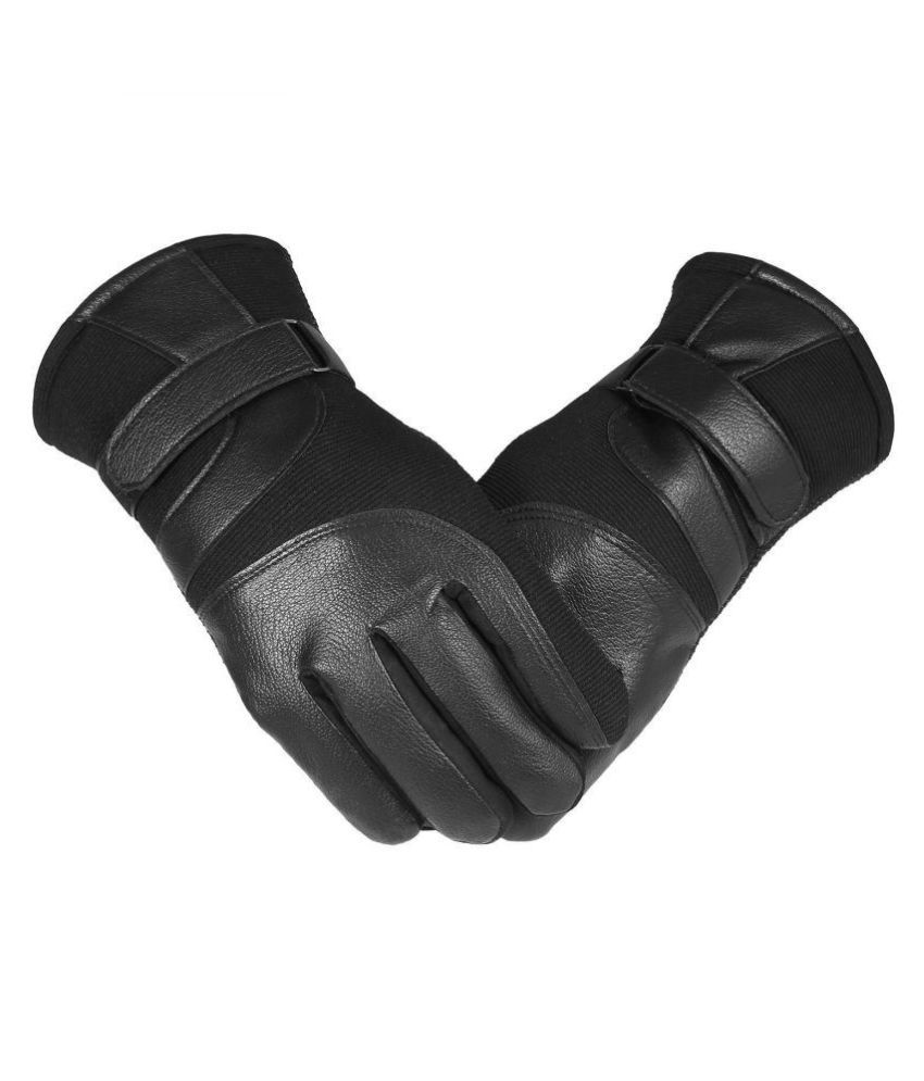 New Unisex Adults Cycling Rowing Power Grip Full Finger Sports Exercise  Warm Gloves
