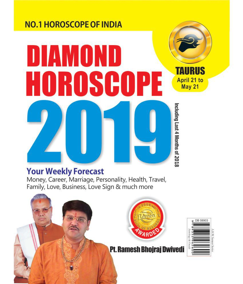 Diamond Horoscope 2019 PB Taurus