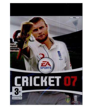 Buy Ea Sports Cricket 2007 Ii Full Version Ii Pc Game